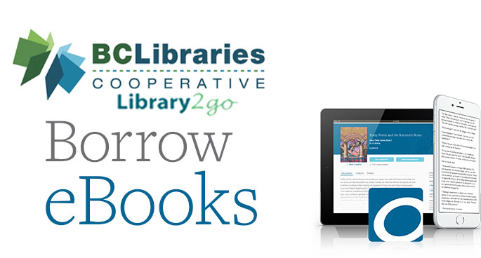 Borrow eBooks from Overdrive