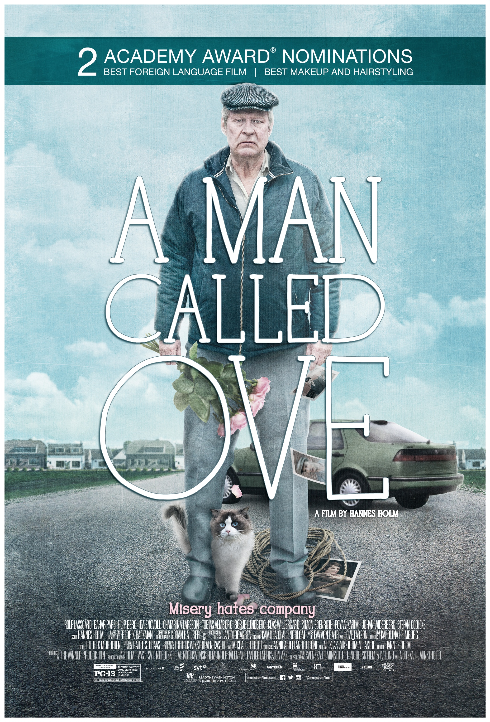 Cover for A Man Called Ove