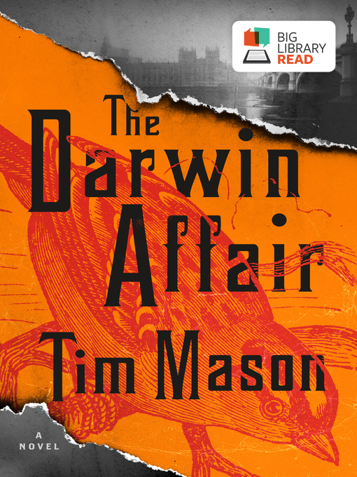 Book cover of The Darwin Affair