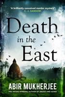 Book cover for Death in the East