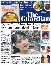 Cover of The Guardian