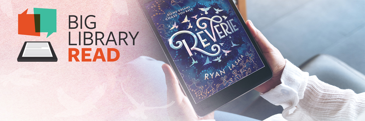 Reverie, the November 2020 Big Library Read
