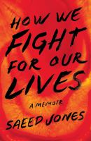 Book cover for How We Fight For Our Lives