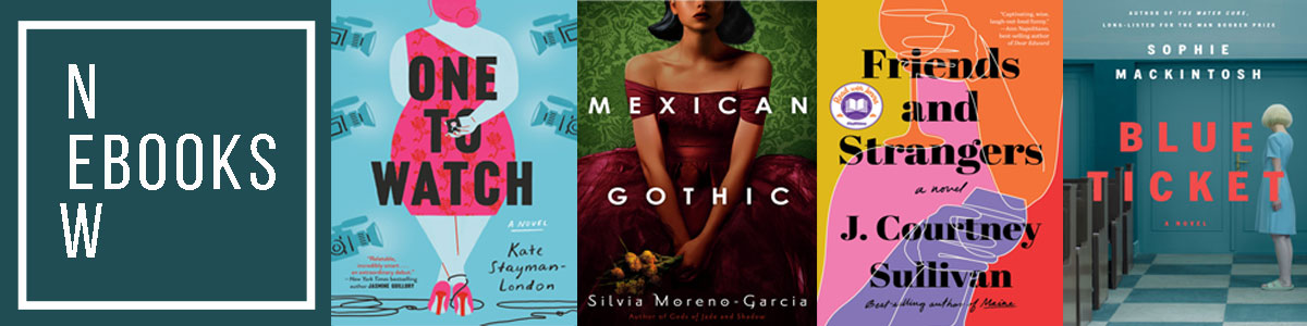 Book covers of new book released on July 7, 2020
