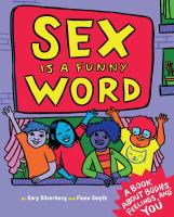 Book cover of Sex is a Funny Word