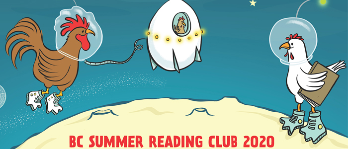 Kids' Summer Reading Club