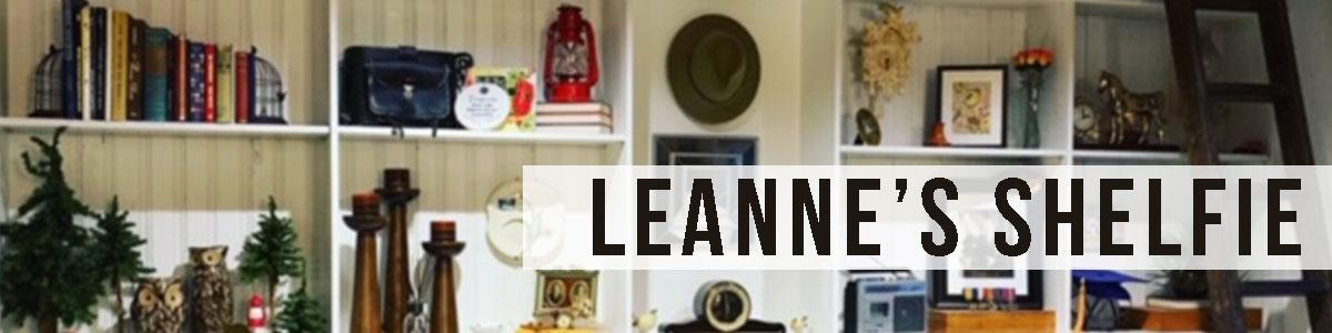Leanne's Shelfie
