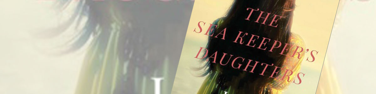 Partial book cover of The Sea Keeper's Daughter by Lisa Wingate