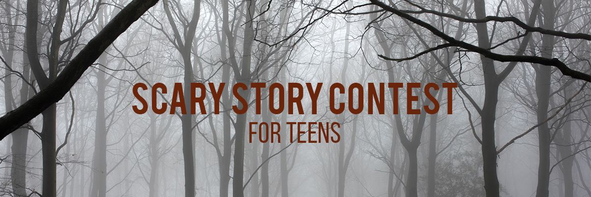 Teen Scary Story Contest image