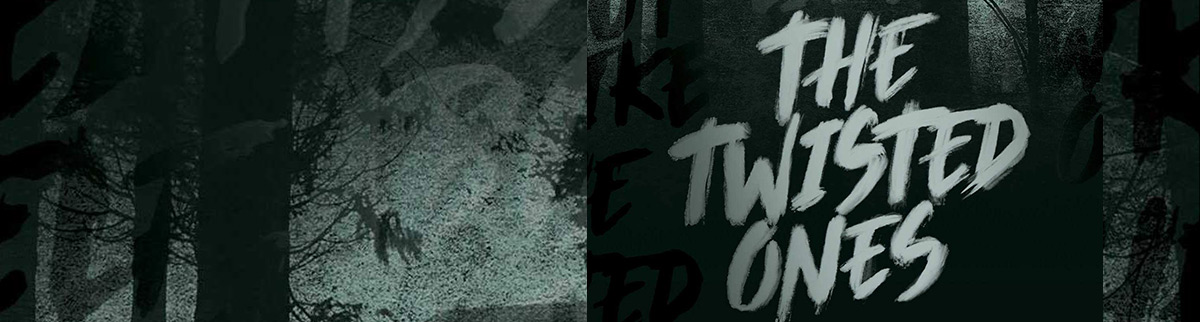 Book cover image for The Twisted Ones