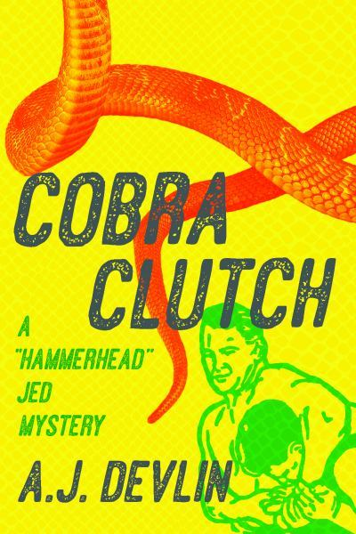 Book cover of Cobra Clutch