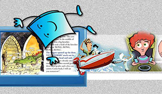 Tumblebooks graphics